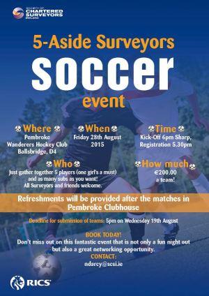 5-Aside Soccer Tournament