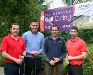 SCSI Golf Outing 2015 - KMCS
