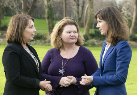 Society of Chartered Surveyors of Ireland.Pictured were: Patricia Byron, Director General – Society of Chartered Surveyors Ireland, Sarah Ingle, Secretary General – Association of Consulting Engineers of Ireland and Caroline Spillane, Director General – Engineers Ireland.Photo Colm Mahady / Fennell Photography - Copyright © Fennell Photography 2016.
