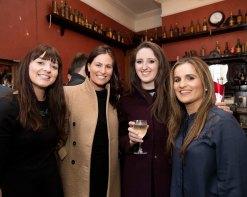Hannagh Ganley, Annelouise Hannon, Deborah Macken and Louise Kennedy