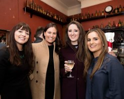 Hannagh Ganley, Annelouise Hannon, Deborah Macken and Louise Kennedy