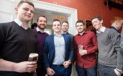 Ciaran Keenan, Ciaran Gorhan, Bryan Moran, Ben Riordan, Declan Doran and Niall Fergus.