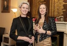 In photo L to R Claire Solon and Davina Goodchild