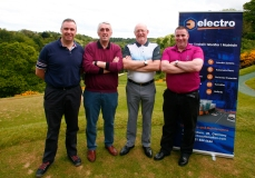 Rodger O Shea, Derek Walsh, Derek Wheelan, Eamon O Reilly ( ELECTRO)