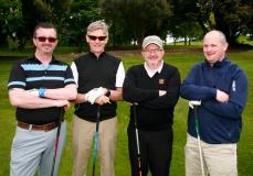 John Connor, Pat Porter, Barry O Riordan, Gerry OÕKeefe. ( TLS )