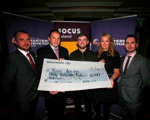 Spring Social Big Cheque