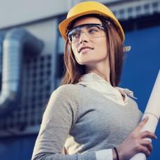 Female Surveyor