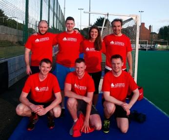 Cushman & Wakefield team