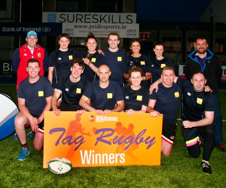 Winning team - Savills