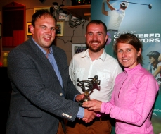 Female of the Tournament, Jill Horan of Savills