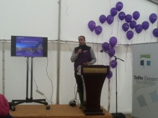Dr Colin Cahalane, Chartered Geomatics Surveyor