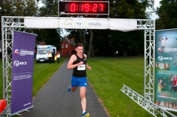 Winner Mens 5K Sean Ryan McCafferty JLL