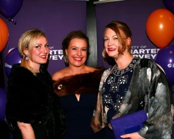 Rachel O'Brien, Caitriona Kirrane, Tamsin Foley