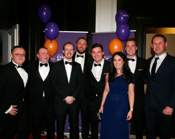 Paddy Gray, Stephen Barr, Jen Ker, Paul Coughlin, Allen Devine, Derek Cannon, B Holoway and Rory O'Hanrahan (Savills)