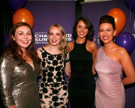 Laura Foody, Shannon Longmore, Aoife Geary & Niamh O'Shea