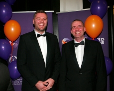 Aidan Martin & Philip Harrington of Structuretone.