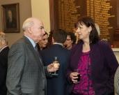 Brian Meldon and Maeve Hogan